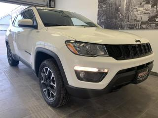 New 2021 Jeep Compass Upland for sale in Steinbach, MB