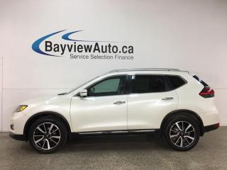 Used 2017 Nissan Rogue SL Platinum - AWD! PANOROOF! NAV! 54,000KMS! for sale in Belleville, ON