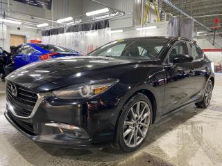 Used 2018 Mazda MAZDA3 GT AUTO for sale in Rouyn-Noranda, QC