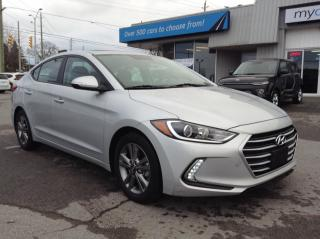 Used 2018 Hyundai Elantra GL SE SUNROOF, ALLOYS, HEATED SEATS, BACKUP CAM!! for sale in Kingston, ON