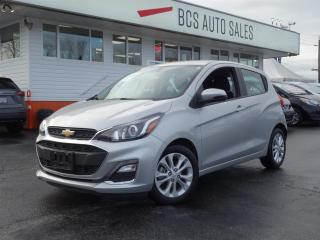 Used 2019 Chevrolet Spark One Owner Bluetooth No Accidents Nicely Equip for sale in Vancouver, BC