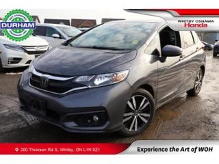 Used 2018 Honda Fit w/Navigation for sale in Whitby, ON