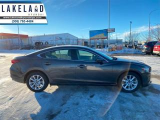 Used 2017 Mazda MAZDA6 GS  - $130 B/W for sale in Prince Albert, SK