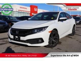 Used 2020 Honda Civic Sport | Power Moonroof, 18
