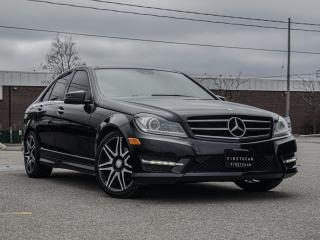 Used 2014 Mercedes-Benz C-Class C 350 I NAVIGATION I 4MATIC for sale in Toronto, ON