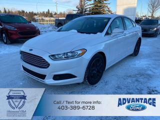 Used 2015 Ford Fusion SE LOW KMS - REMOTE START - BACKUP CAM for sale in Calgary, AB