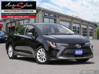 Used 2020 Toyota Corolla LE ONLY 28K! **SUNROOF**ALLOYS**BACK-UP CAMERA** for sale in Scarborough, ON