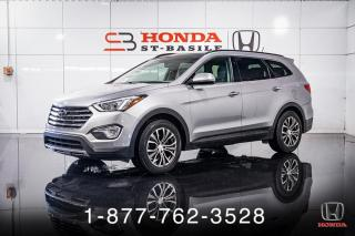 Used 2015 Hyundai Santa Fe XL XL + LUXURY + CUIR + TOIT + MAGS + WOW! for sale in St-Basile-le-Grand, QC