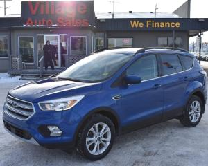 Used 2018 Ford Escape BACK-UP CAMERA! CRUISE CONTROL! 4X4! for sale in Saskatoon, SK