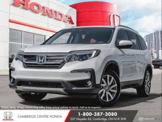 New 2021 Honda Pilot EX APPLE CARPLAY™ & ANDROID AUTO™ | HEATED SEATS | HONDA SENSING TECHNOLOGIES for sale in Cambridge, ON