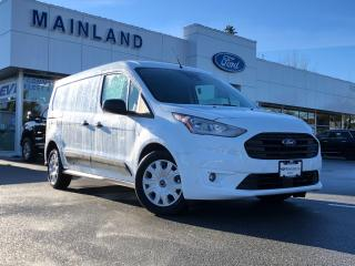 New 2021 Ford Transit Connect XLT 110A for sale in Surrey, BC