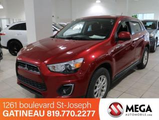 Used 2015 Mitsubishi RVR SE 4WD for sale in Gatineau, QC