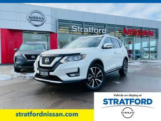 New 2020 Nissan Rogue SL Platinum for sale in Stratford, ON