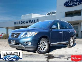 Used 2016 Nissan Pathfinder SL for sale in Mississauga, ON