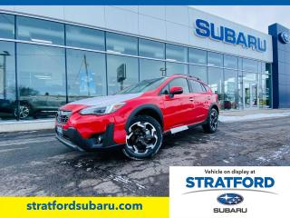 New 2021 Subaru XV Crosstrek Limited w/ Eyesight for sale in Stratford, ON