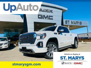 New 2021 GMC Sierra 1500 Denali 4WD for sale in St. Marys, ON