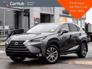 Used 2017 Lexus NX 200t AWD Heated & Vented Seats Sunroof Navigation for sale in Thornhill, ON