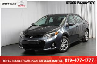 Used 2016 Toyota Corolla SPORT| AUTOMATIQUE| DOSSIER D'ENTRETIEN for sale in Drummondville, QC
