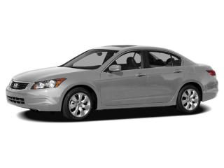 Used 2008 Honda Accord EX-L for sale in Vancouver, BC