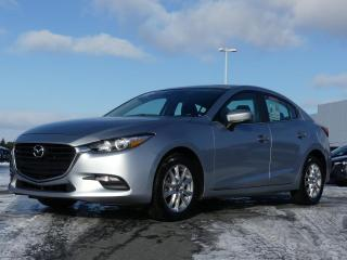 Used 2018 Mazda MAZDA3 GS+TOIT OUVRANT+AUTOMATIQUE+BAS KILO! for sale in St-Georges, QC