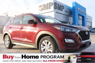 Used 2020 Hyundai Tucson Preferred - AWD, Heated Leather, Sunroof, Back Up Camera for sale in Saskatoon, SK