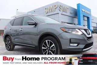 Used 2018 Nissan Rogue SL- AWD, Leather, Sunroof, Remote Start for sale in Saskatoon, SK