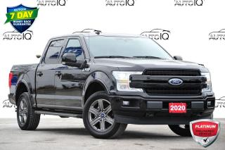 Used 2020 Ford F-150 Lariat LARIAT 502A | SUNROOF | ONLY 7 KM! for sale in Kitchener, ON