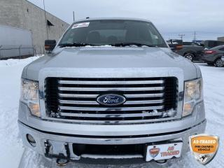 Used 2012 Ford F-150 FX4 ONE OWNER | TRAILER TOW PKG for sale in Barrie, ON