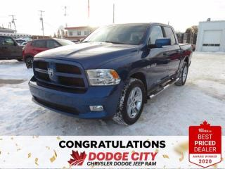 Used 2010 Dodge Ram 1500 Sport for sale in Saskatoon, SK
