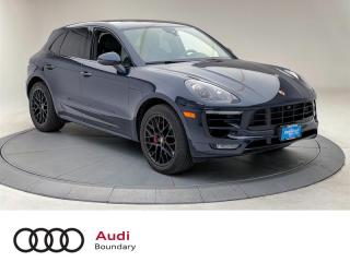Used 2018 Porsche Macan GTS for sale in Burnaby, BC