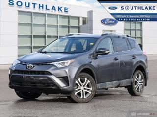 Used 2016 Toyota RAV4 LE AUTO|CLOTH|FWD for sale in Newmarket, ON