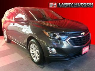 Used 2018 Chevrolet Equinox LT FWD | One Owner | Remote Start for sale in Listowel, ON