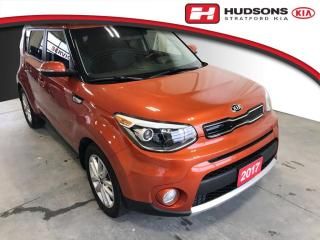 Used 2017 Kia Soul EX+ Rear Vision Camera | SmartPhone Capabilities for sale in Stratford, ON