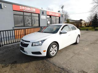 Used 2013 Chevrolet Cruze LT Turbo|BACKUP CAMERA|BLUETOOTH| for sale in St. Thomas, ON
