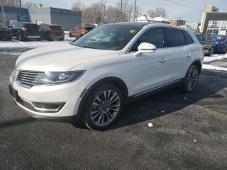 Used 2017 Lincoln MKX Reserve for sale in Cornwall, ON