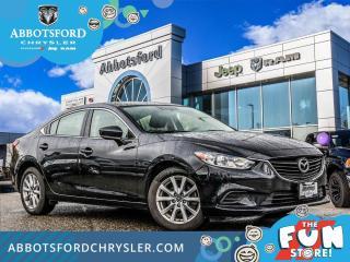 Used 2017 Mazda MAZDA6 GX  - Heated Seats -  Mazda Connect - $113 B/W for sale in Abbotsford, BC
