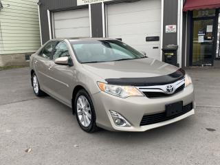 Used 2013 Toyota Camry XLE for sale in Cornwall, ON