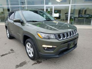 Used 2018 Jeep Compass North Compass, Bluetooth, Backup Camera!!! for sale in Ingersoll, ON