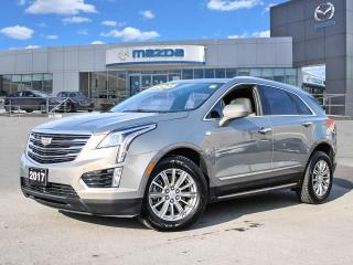 Used 2017 Cadillac XT5 Luxury for sale in Hamilton, ON