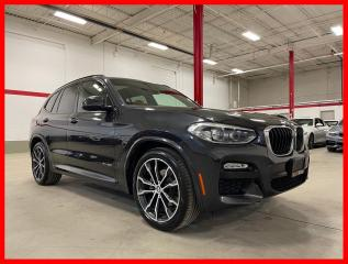 Used 2018 BMW X3 M-SPORT PREMIUM ENHANCED HARMAN KARDON CLEAN CARFAX for sale in Vaughan, ON