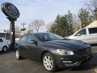 Used 2015 Volvo S60 2015.5 4dr Sdn T5 Drive-E FWD for sale in Burlington, ON