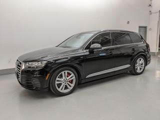 Used 2017 Audi Q7 TECHNIK/NIGHVISION/B&O SOUND/MASSAGE SEATS/HUD! for sale in Toronto, ON