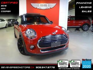 Used 2016 MINI Cooper Hardtop ACCIDENT FREE | CERTIFIED | FINANCE @4.65% for sale in Oakville, ON