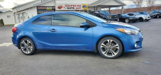 Used 2015 Kia Forte Koup EX for sale in Mount Pearl, NL