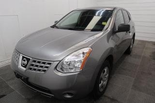 Used 2008 Nissan Rogue S for sale in Winnipeg, MB