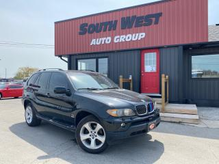 Used 2006 BMW X5 PRICED TO SELL for sale in London, ON