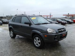 Used 2008 Hyundai Tucson GL for sale in Oak Bluff, MB