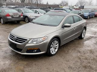 Used 2010 Volkswagen Passat Sportline for sale in Hamilton, ON