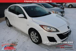 Used 2010 Mazda MAZDA3 GS for sale in West Saint Paul, MB