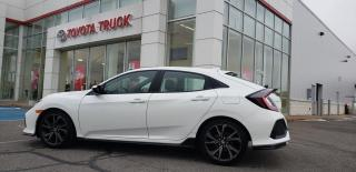Used 2019 Honda Civic Hatchback Sport for sale in New Liskeard, ON
